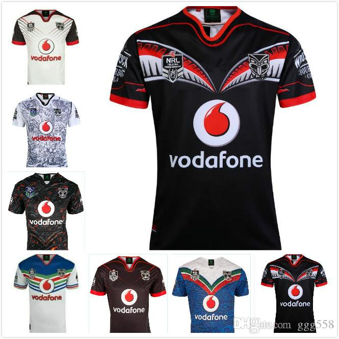 2018 2019 Auckland Warriors Rugby Jerseys 17 18 19 Top Quality 9S ... e70531f88