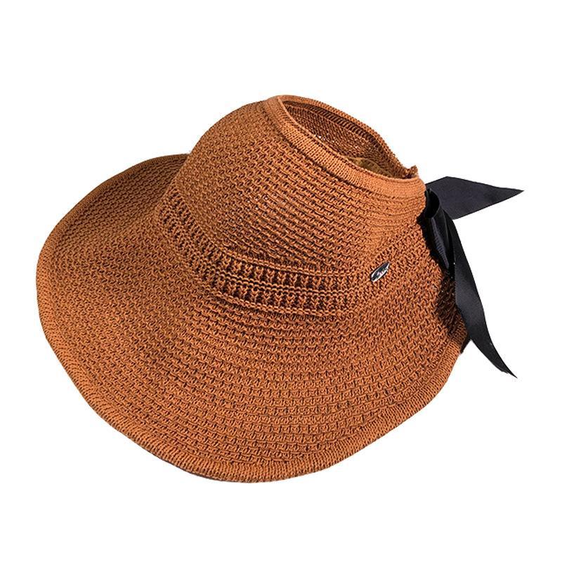 1e8cbaba77db4 2019 Sunhats For Women Beach Hats For Women Cheap Straw Hat ...