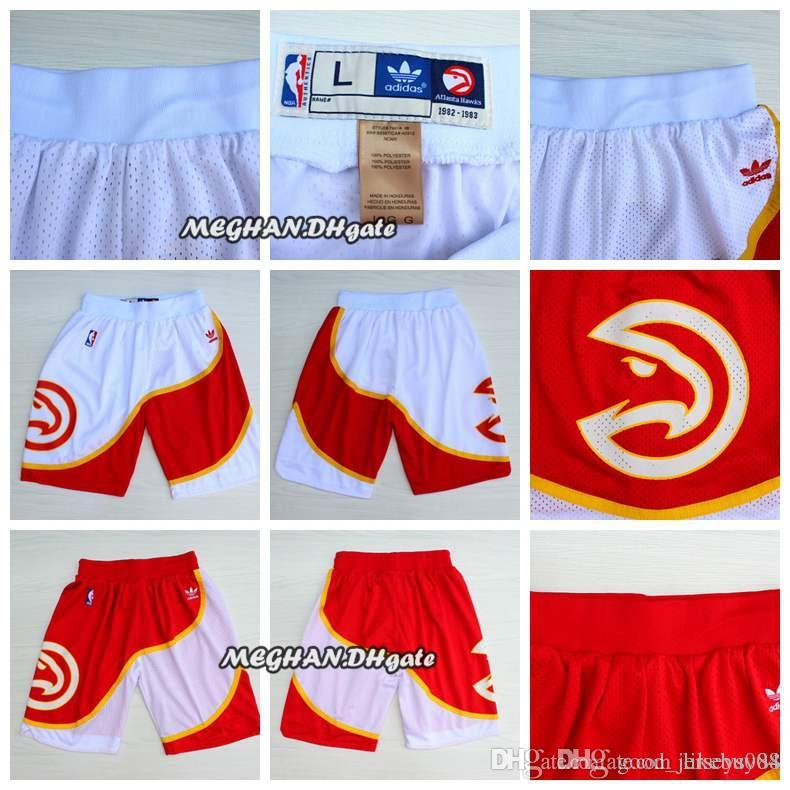 f93248303 2019 Retro Atlanta Basketball Hawks Jerseys 4 Spud Webb Red 21 Dominique  Wilkins White Swingman Stitched Sportswear Wear Shorts S XXL From  Miranda kerr01
