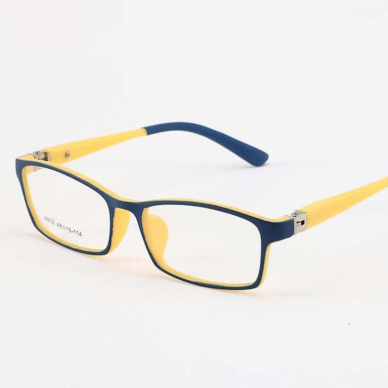 e1197082d2 2019 Children Glasses For Children TR Flexible Glasses Frames For Kids  Frames Boys Girls Myopia Optical Amblyopia From Marquesechriss