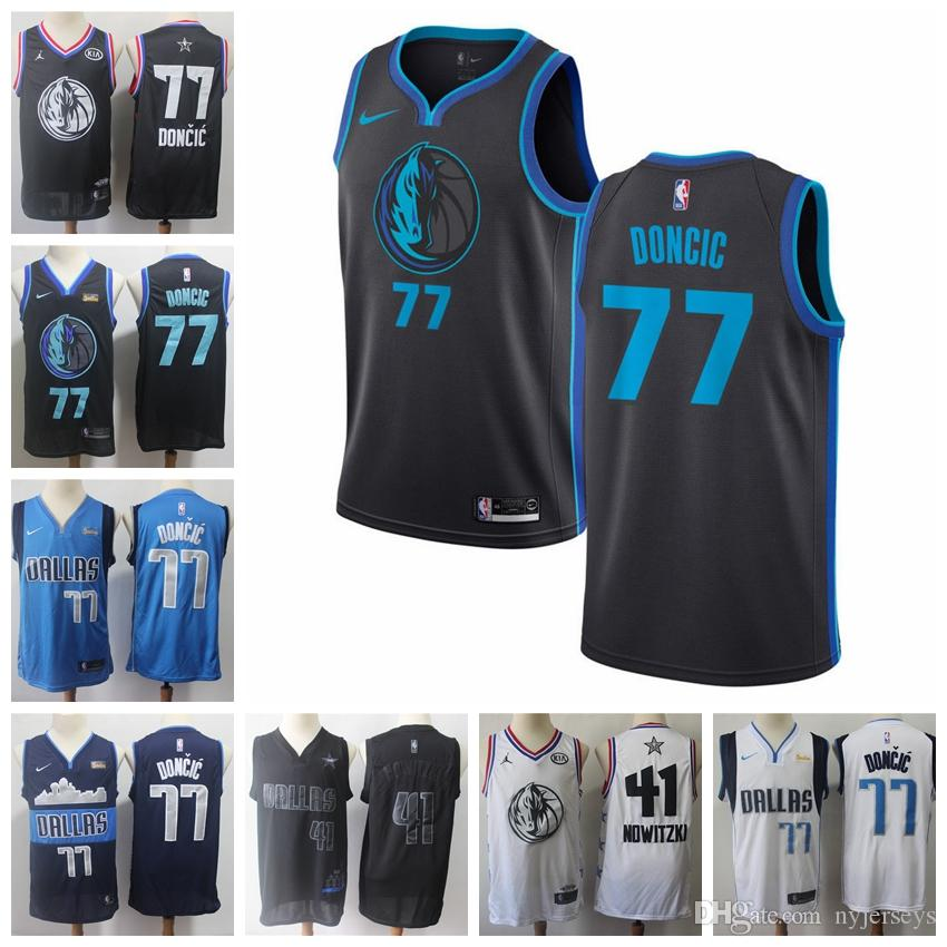 pretty nice 170bb 3febc dallas mavericks jersey 2019