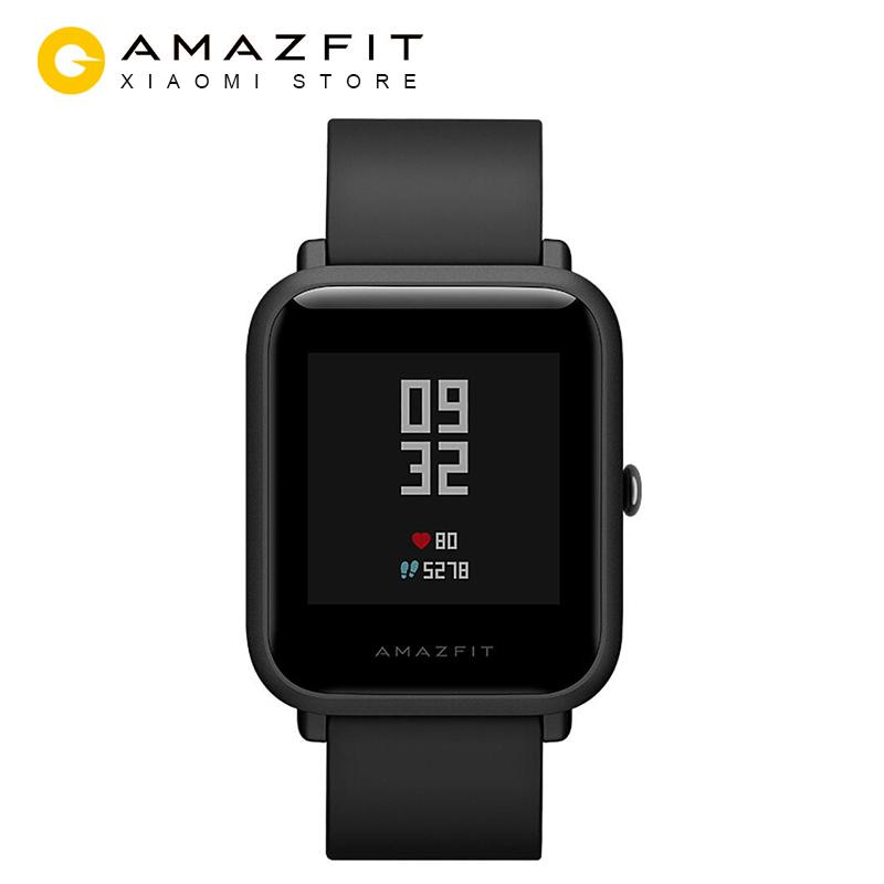 Xiaomi Huami Amazfit Bip Smart Watch GPS Gloness Smartwatch Smart-watch Guarda 45 giorni di attesa per Phone MI8 IOS
