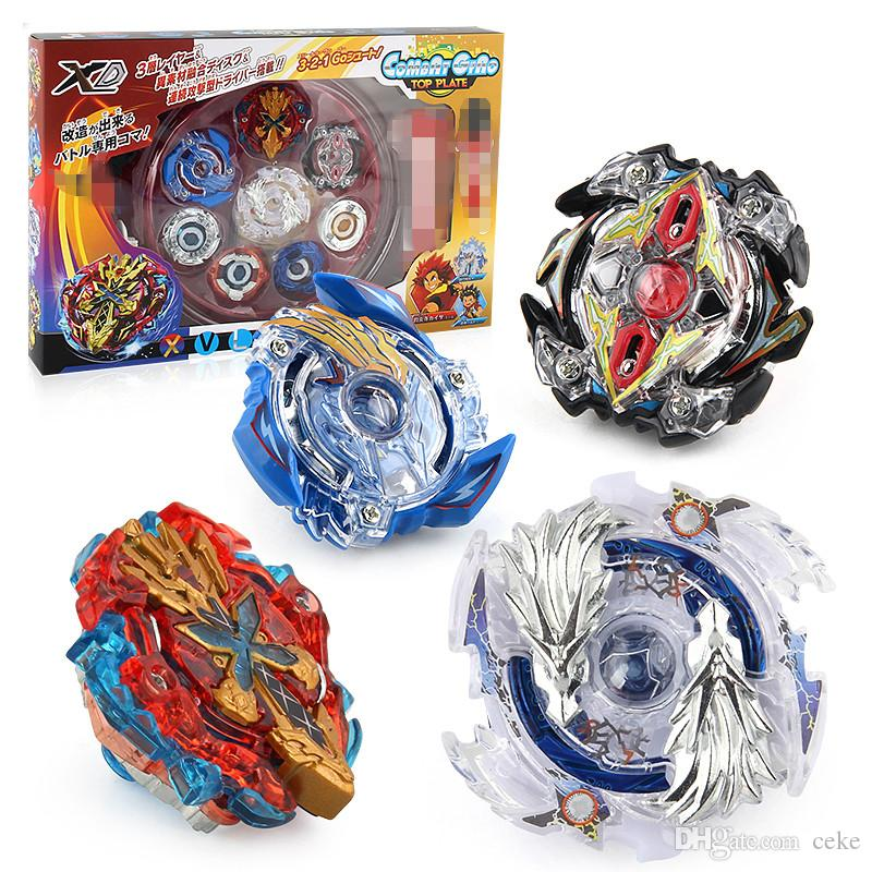 Spiners Toupie Spinning Top Gyro Bey Blades Toys Spin Beyblades Arena Burst  Turbo Metal Fusion Bayblade Stadium Launcher Sets