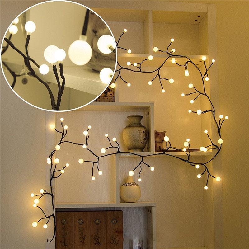 Lights & Lighting Uv Decortive Fairy Light Branch Home Decoration Wedding Twig Festival Lighting