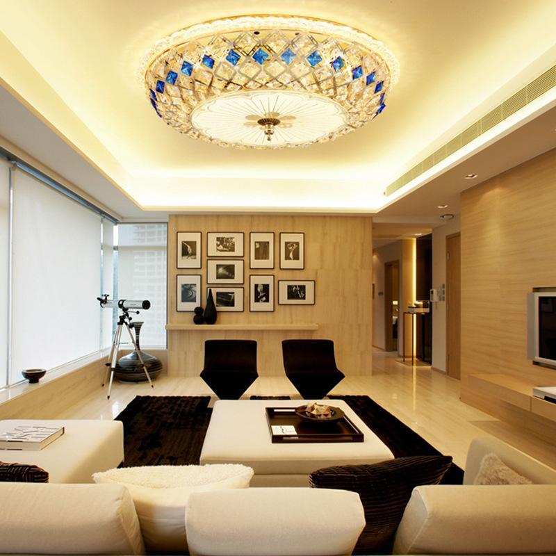 Plafonniers Modernes Eclairage Led Luminaires Domotique Lampes De Salon Luminaires En Cristal Chambre D Enfant Eclairage De Plafond