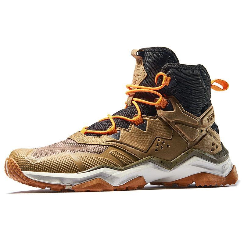 12facd7a6d7f6d Acheter Rax Hommes Montagne Chaussures Respirant Randonnée Chaussures Hommes  Été Léger Baskets De Marche Professionnel Sports De Plein Air Taille 45 #  4471 ...