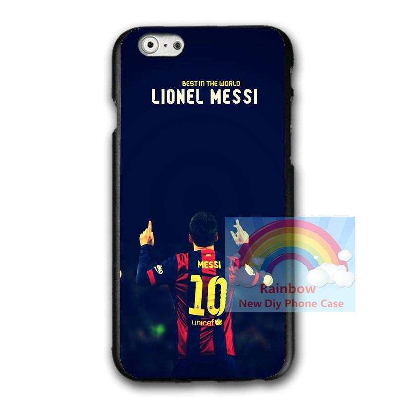 007ea3cf878 Lionel Messi For IPhone 6 6plus 7 7plus Case Cover ,DIY Design Lionel Messi  Samsung S7 S8 Hard Plastics Phone Protective Case Cell Phone Wallet Cheap  Cell ...