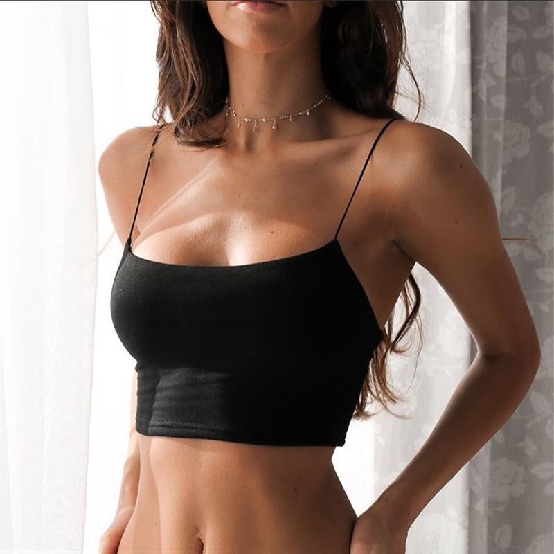 0677da0b3 2019 Bra Chest Crop Tops Women Intimates Sexy Lady Lace Strapless Bras  Bustier Wrap Top Boob Tube Bandeau Femme Negro Mujer C190416 From Shen07