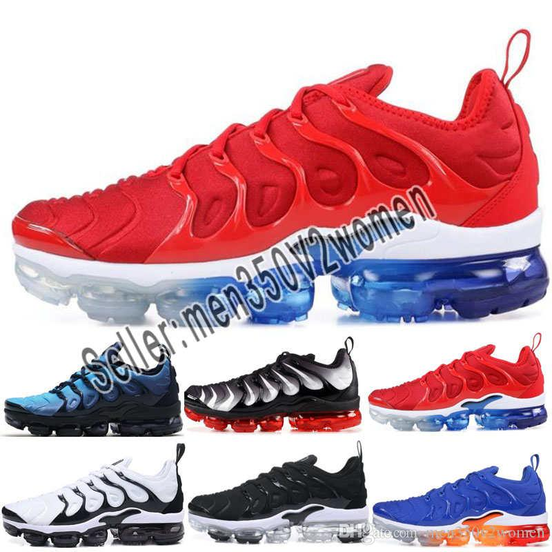 huge selection of f358a fc0cf New Casual Shoes Men TN Shoes tns plus air Fashion Increased Ventilation  Casual Trainers Olive red blue black casual shoes