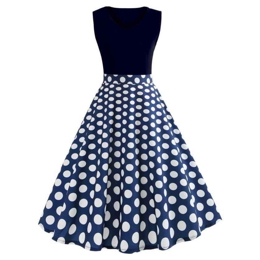 Sonstige Confident Midi Kleid Vintage