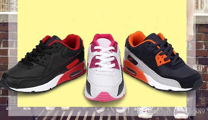 696e58a0 Compre Nuevos Zapatos Para Niños Zapatillas De Correr Para Niña Zapatillas  De Deporte De Malla Transpirable Calzado Informal Zapatillas Deportivas ...