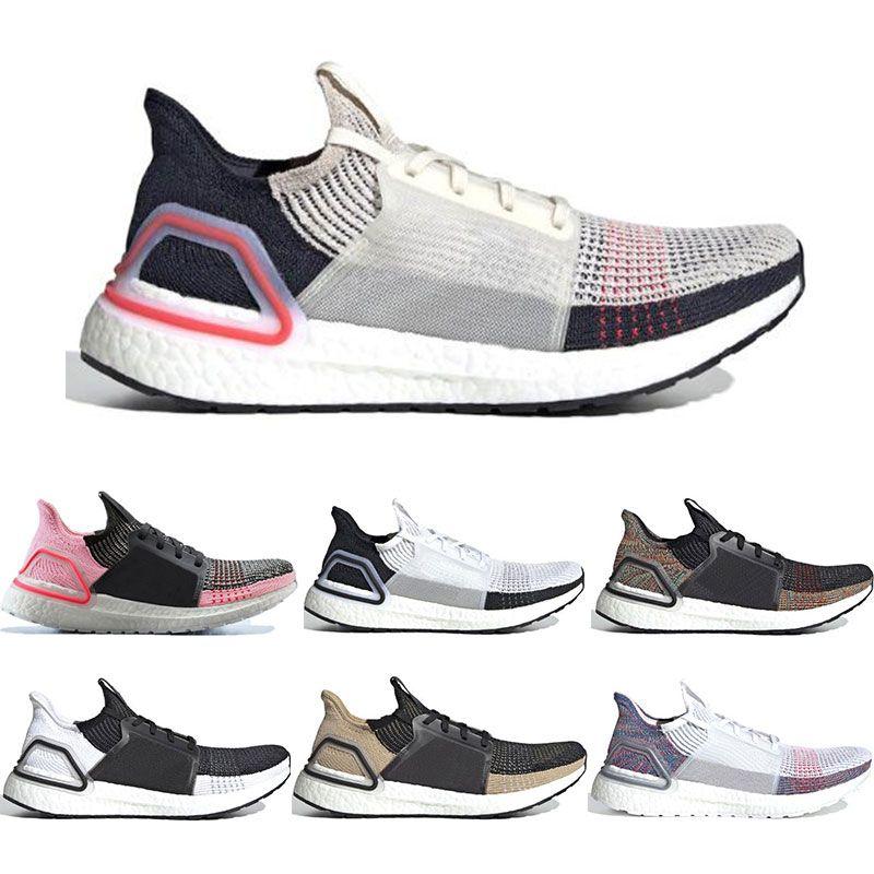 58c64c725fb49 Compre 2019 Ultra Boost 19 Zapatillas De Running Para Hombre Mujer Oreo  REFRACT True Pink Ultraboost Para Hombre Zapatillas Deportivas  Transpirables Talla ...
