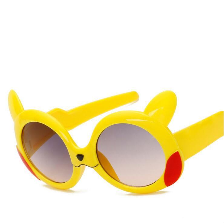 Novelty Baby Kids Boys Girls Foldable Cute ladybug Sunglasses Goggles Gift CA