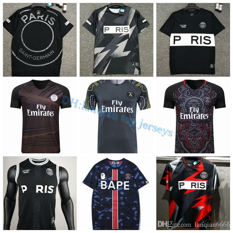 reasonably priced online for sale really cheap paris soccer jersey 2019 2020 new season man jersey psg ...