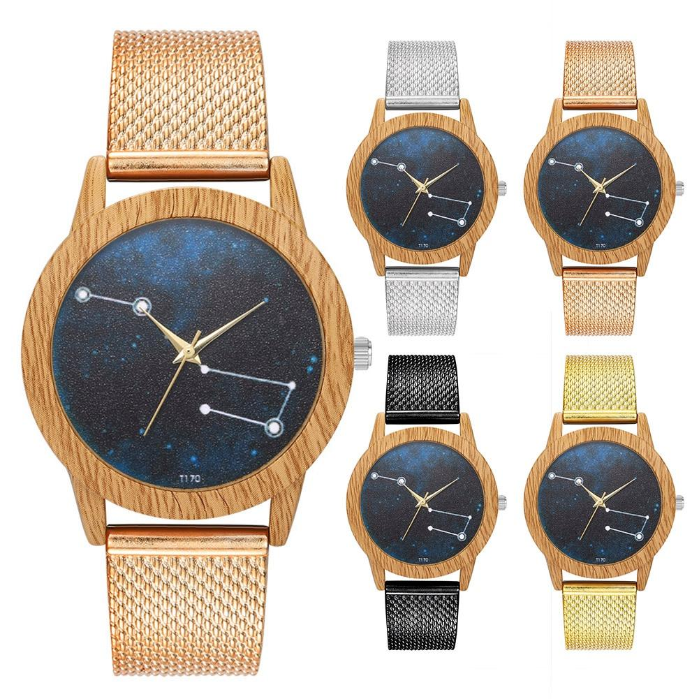Unisex Quartz Watch Wrist Watches with Soft Silicone Strap Gift for Man/Woman/Girl/Boyfriend