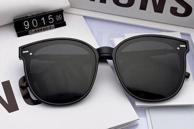 e3d1404242 Compre Calidad Superior Marca Gafas De Sol Mujer Verano De Lujo GM Gafas De  Sol UV400 Polarizadas Moda Gafas De Sol Mujeres Gafas De Sol Con Caja A  $32.49 ...