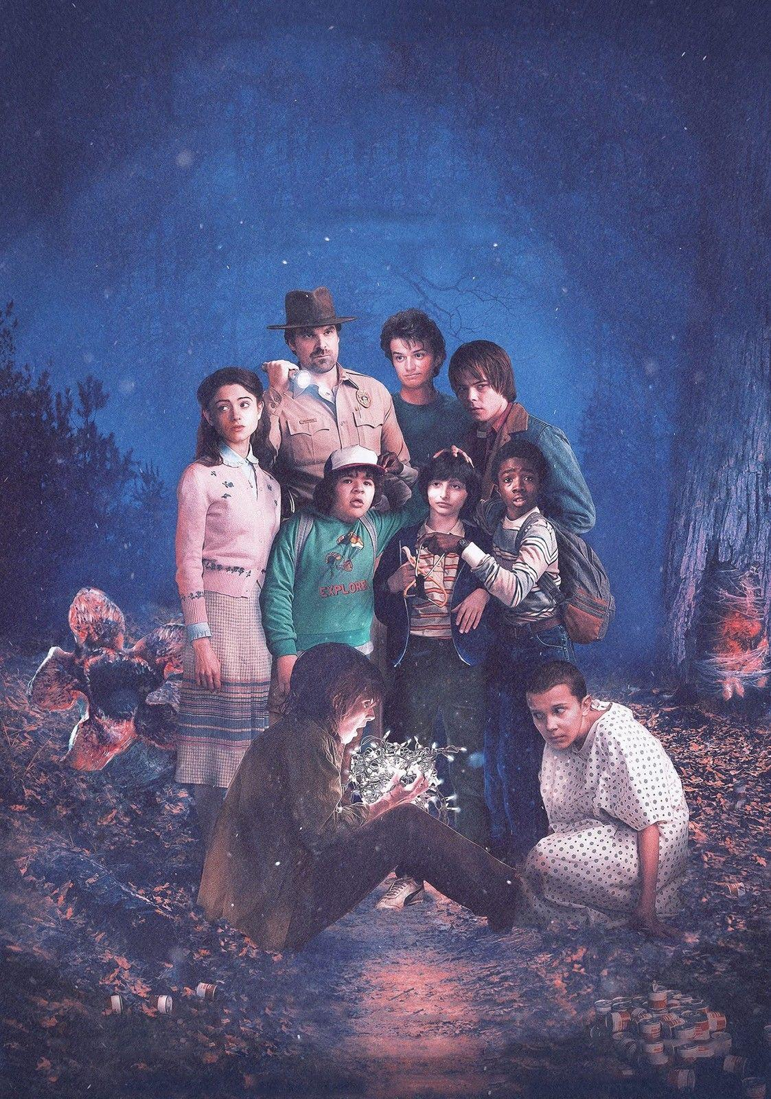 Images serietv stranger things page