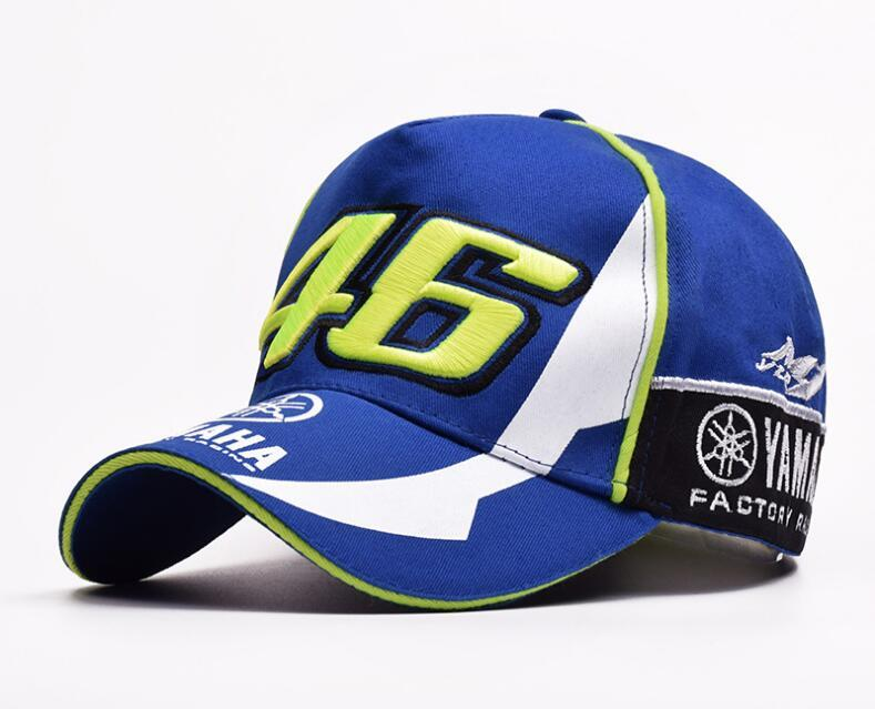Yamaha Racing Cap Sports Locomotive Cap Men Women Cotton Hip Hop Baseball  Cap Duck Tongue Hat Best Quality Hat Ball Caps Fitted Caps From Soft007 3d786a47ca9