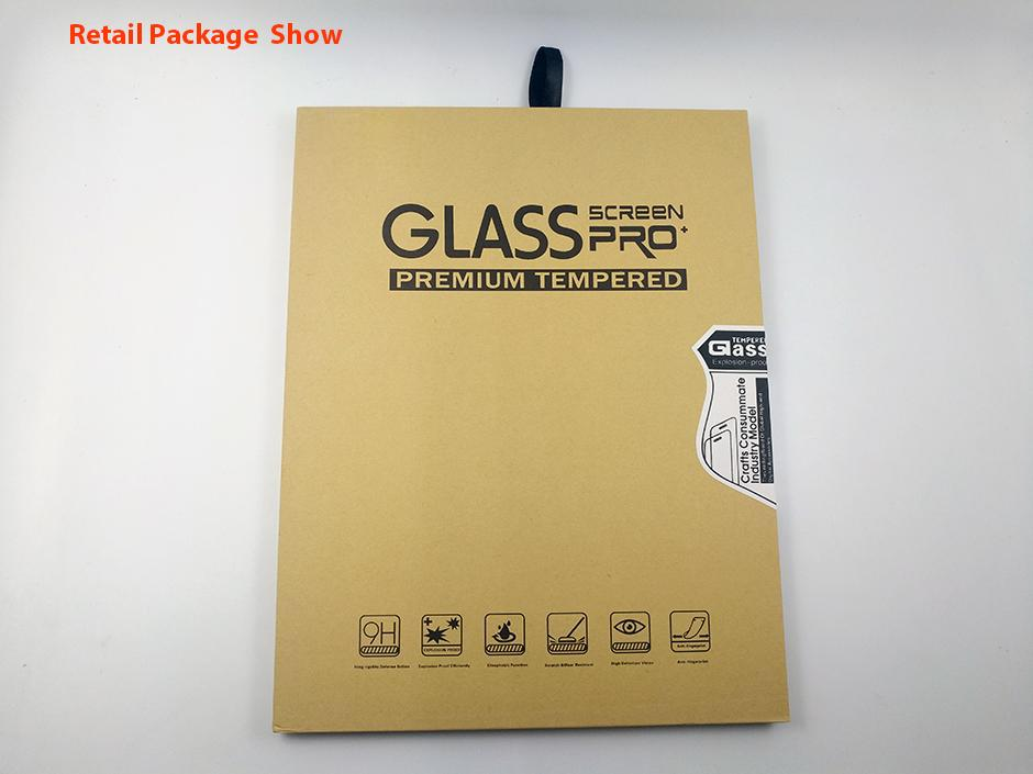 Tablet Pad Tempered Glass Screen Protector for IPAD PRO 11 inch 2018 tempered Glass Film in retail package dhl