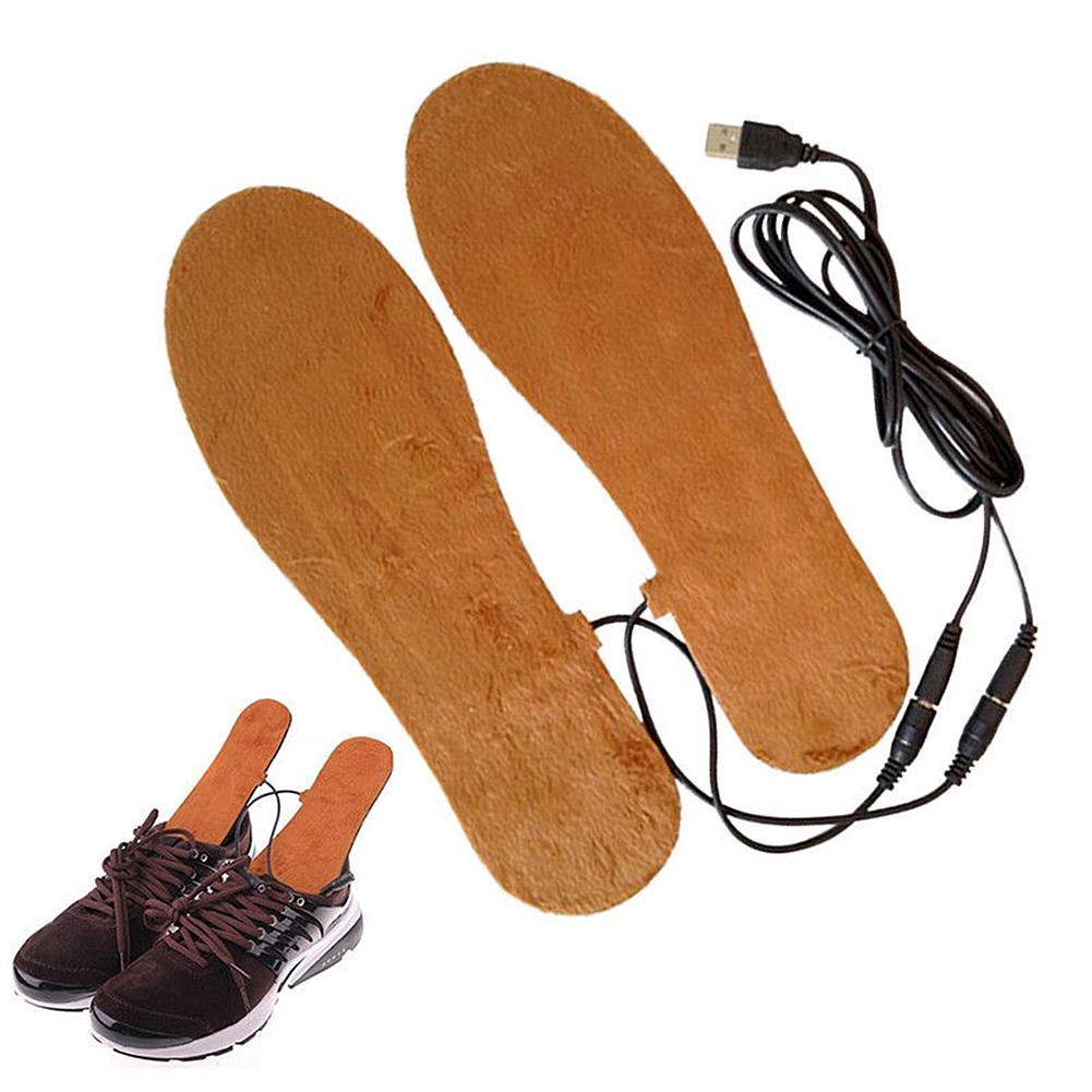 USB Electric Heated Insoles Soles for Shoes Winter Shoes Boots Pads Foot  Warmer Heater Man Heating Templates Insoles Cheap Insoles 1 Pair USB  Electric ... 63039a76071b