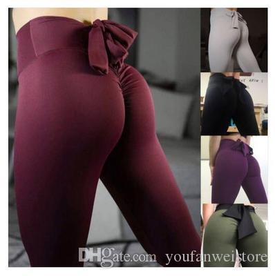 ad72ad1ab8a6b 2019 Vertvie Honeycomb Printed Yoga Pants Women Push Up Professional Running  Fitness Gym Sport Leggings Tight Trouser Pencil Leggins From  Youfanweistore, ...