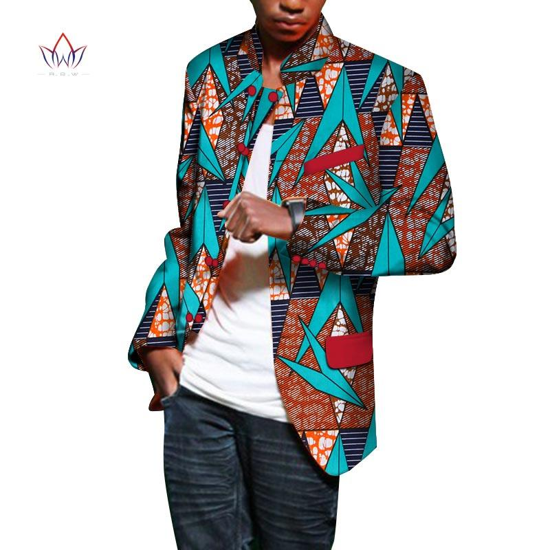 6a599c57bc66 2019 2019 African Jacket For Men African Long Sleeve Top Mens Clothing  Dashiki Print Blazer Men Outfits WY476 From Yujiu