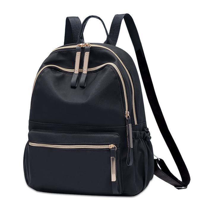 34fe4e000f8a 2019 new shoulder bag female Oxford cloth Korean version of the tide wild  backpack fashion casual bag travel bag