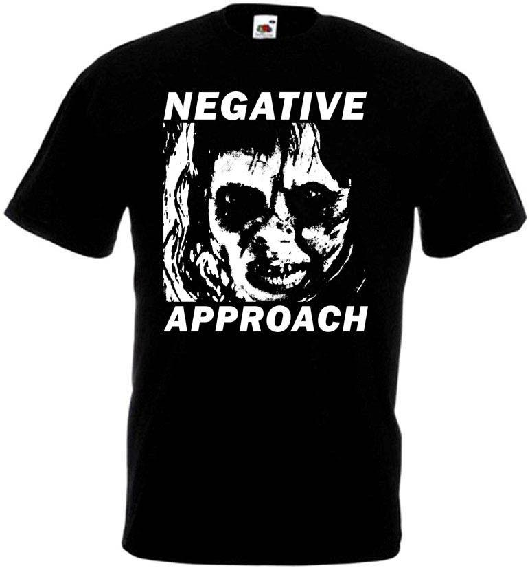 e24b0785f705cc Negative Approach V4 T-shirt Black Hardcore Punk All Sizes Online with  $13.54/Piece on Tshirtsdesign49's Store | DHgate.com