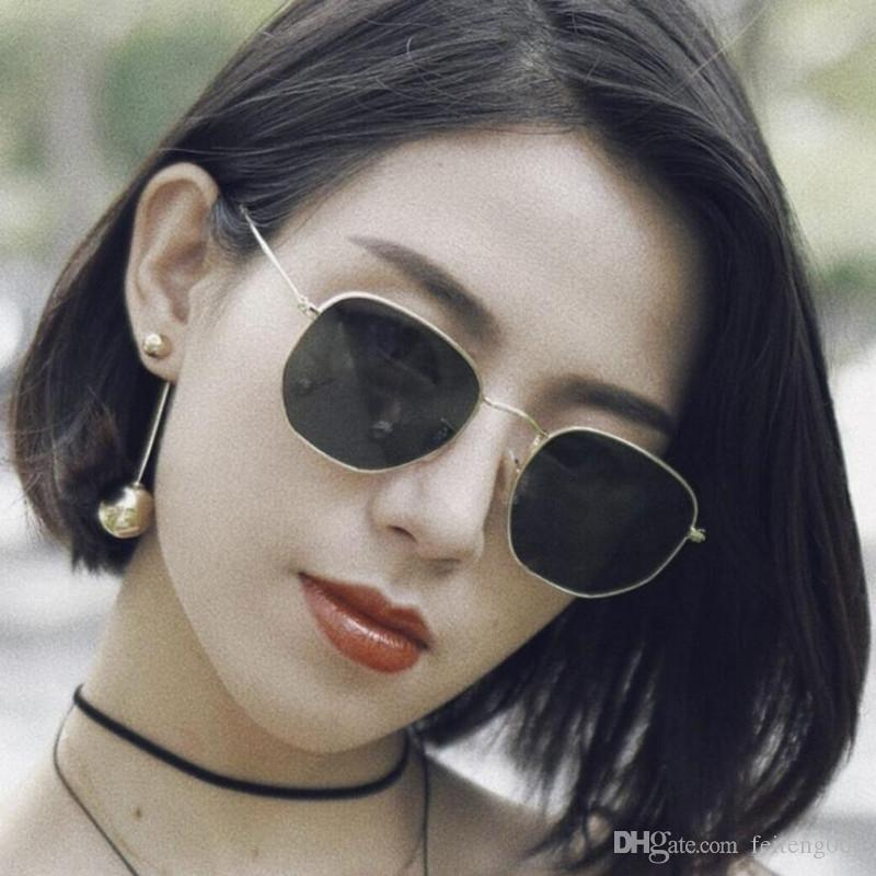 Apparel Accessories Women's Sunglasses 2019 Fashion Women Blue Mirror Cat Eye Sunglasses Elegant Oculos De Sol Men Luxury Small Cateye Sun Glasses Uv400 New Varieties Are Introduced One After Another