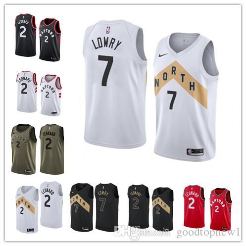4df540dfb6e2 Toronto Kyle Lowry Kawhi Leonard Raptors Swingman Basketball Jersey City Statement  Edition Tux With Tail Tuxedos Men From Goodtopnew9