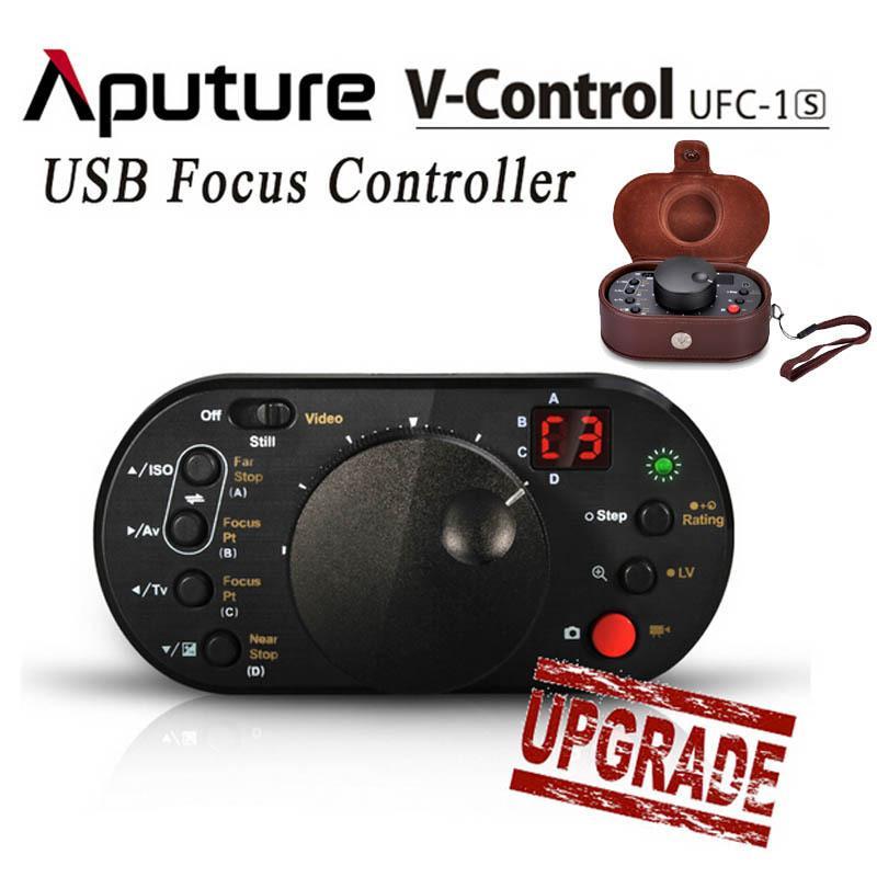 Freeshipping New V-Control II UFC-1S USB Remote Follow Focus Controller for  Canon EOS 5D Mark II III 70D 7D 60D 650D 600D 700D DSLR
