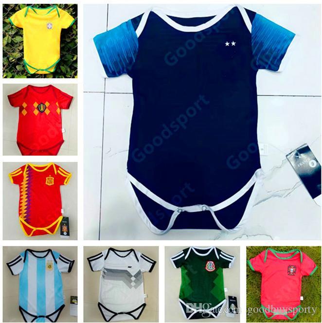 best sneakers 2994e 8c7d7 MBAPPE 2019 World Cup baby TODDLER INFANT soccer jerseys JAMES RONALDO  CHICHARITO MULLER MESSI GRIEZMANN LUKAKU ASENSIO RAMOS footbalL KIDS