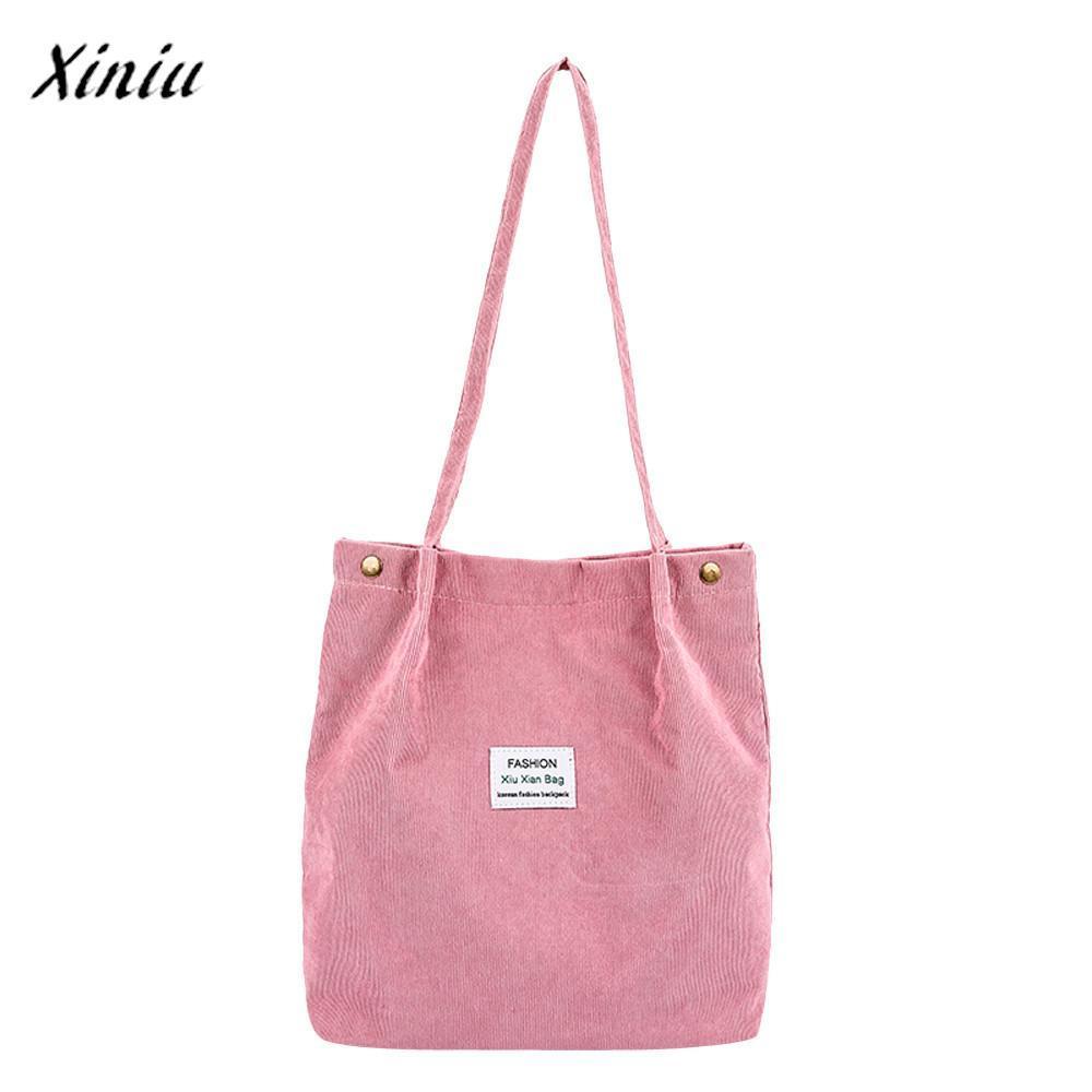 1fd19310f1 Xiniu fashion luxury handbags women bags designer corduroy pure jpg  1000x1000 Tote handbags for teens