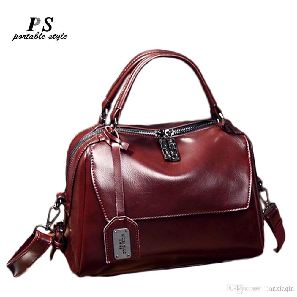 43f9e353bb47 Luxury Real Cow Leather Ladies HandBags Women 100% Genuine Leather Bags  Totes Messenger Bags Hign Quality Designer Luxury Bags Luxury Handbags  Handbags ...