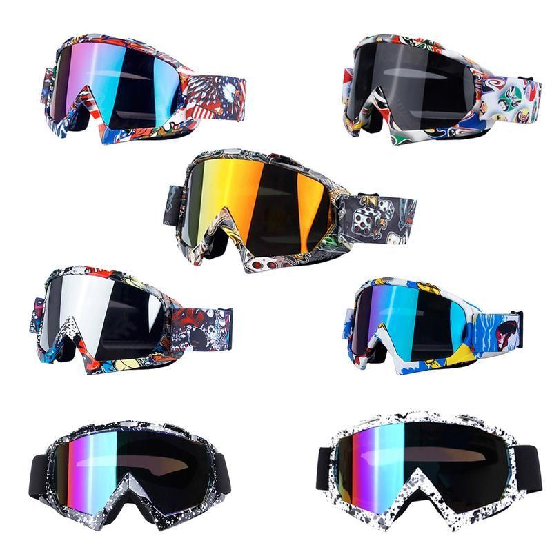 ac82b74413e Ski Snowboard Goggles with UV Protection Skiing Snowboarding Goggles ...