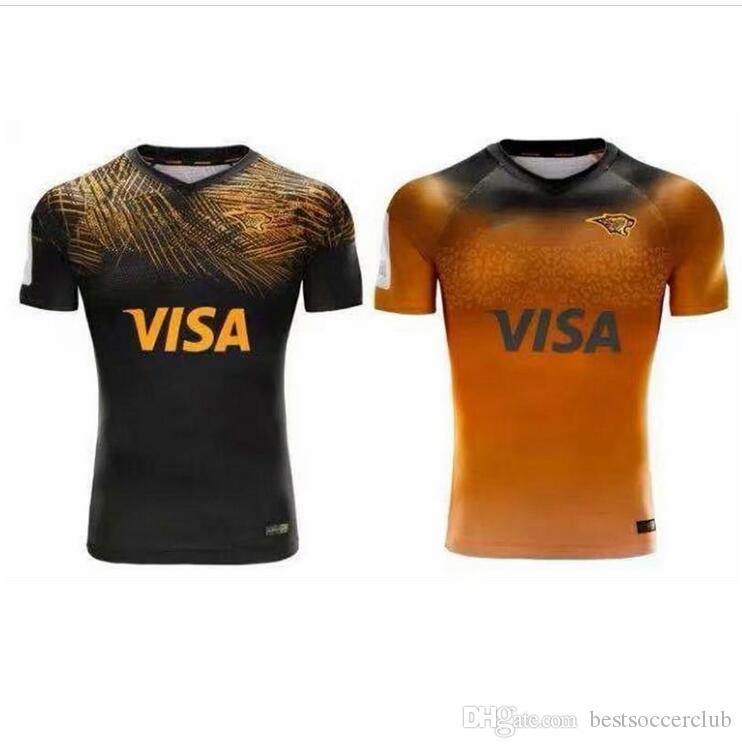 Hot Sales Best Quality 2019 2020 JAGUARES Home Away Rugby Jerseys League  Shirt Jaguars Leopard Shirts Jaguares Jersey S-3xl JAGUARES Rugby Jerseys  JAGUARES ... 43883a68e