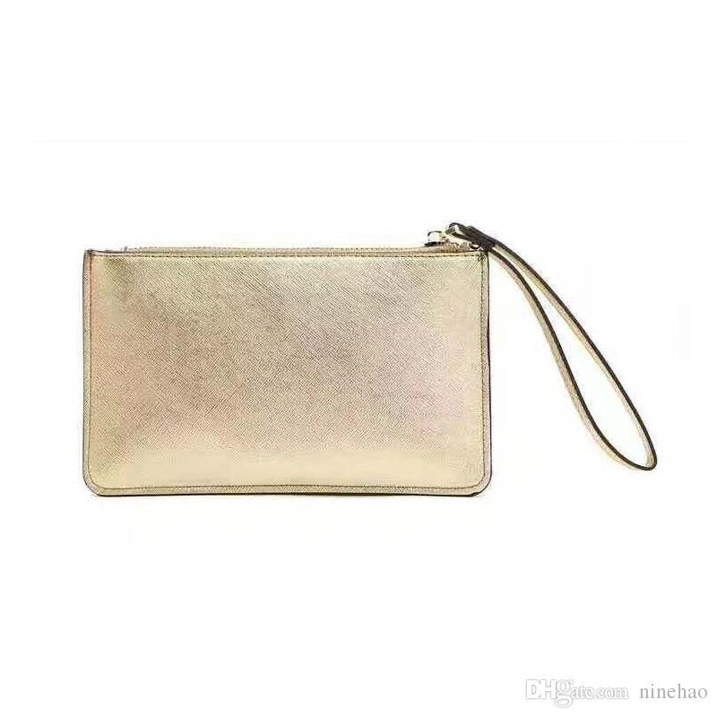 Brand Designer New Pu Clutch Bags Wallets Wristlet Women Purses Clutch Bags  Zipper Card Bag Clutch Bags Card Bag Wallets Online with  11.14 Piece on ... 39b076aba4