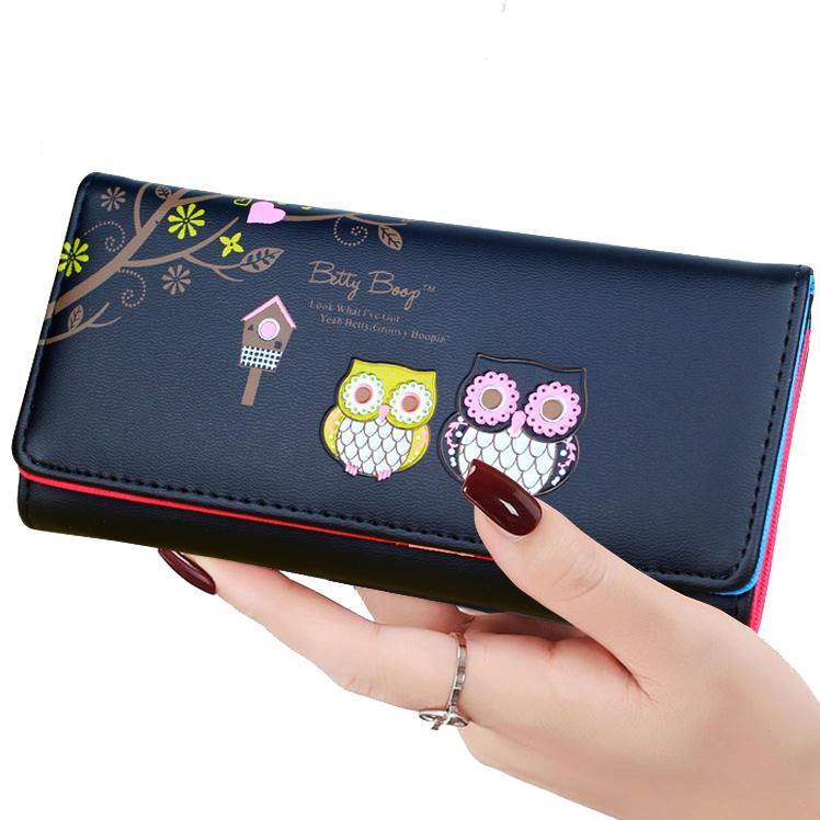 dbd4f6cc0c2 Women Wallets Fashion Lady Coin Purse Pocket Money Bags Woman Wallet Id  Cards Holder Handbags Girls Purses Bag Notecase Poucht Filson Wallet Green  Wallet ...