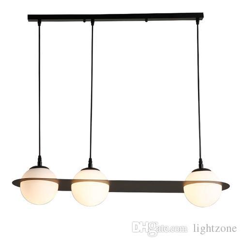 Luminaires Suspendus Led Lampes Suspendues Pour Salle à Manger Nordique  Américain Nouveau Design Ferme Style Plafond