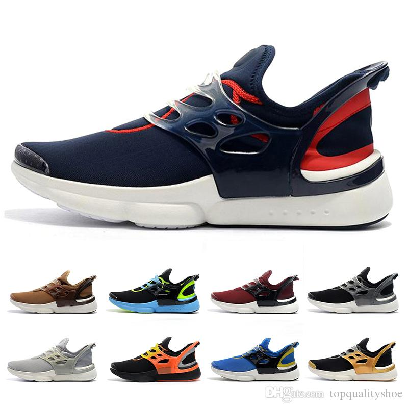 5bb17f74b1f 2019 Presto 6 VI Running Shoes Mens Women Faze Hypergate Gs Outdoor  Snearkers Black White Blue Sports Shoes Size 40 46 From Topqualityshoe
