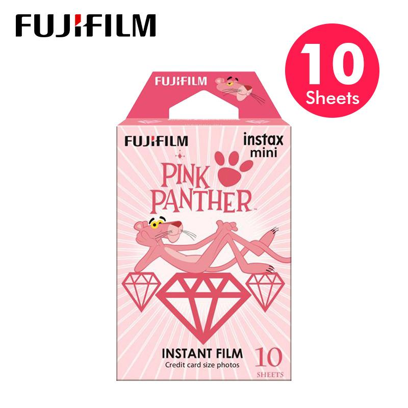 2019 New 10 Sheets Instax Mini PINK PANTHER Instant Film Photo Paper For  Instax Mini 8 7s 9 25 50s 90 SP 1 SP 2 Camera From Springshowers 5fb1809bc