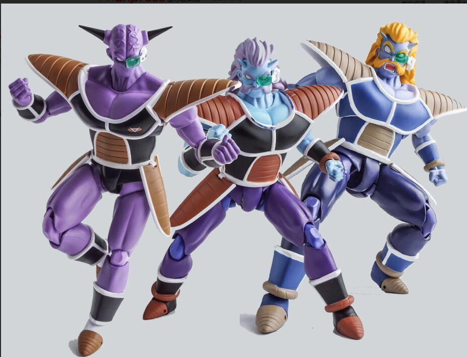 Demoniacal Fit Dragonball Z Figuarts Freeza Ginyu Force Soldier Figure