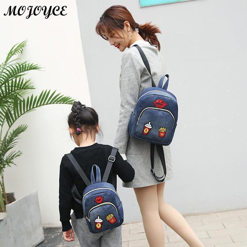 f175d73d20 Women Backpacks Sequins Denim School Bags For Teenagers Girls Shoulder Bag  Travel Daily Bagpack Bolsas Mochilas Femininas Mujer Backpacks Cheap  Backpacks ...