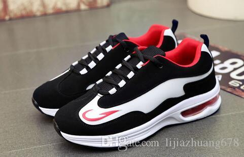 2019 Spring and Autumn Fashion Sports Air Cushion Shoes for Men and Women