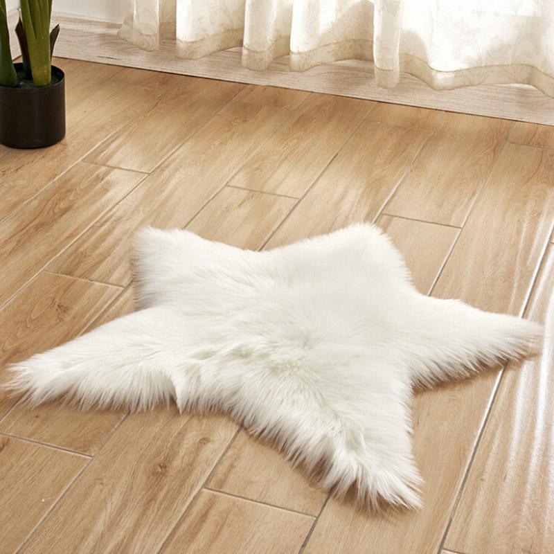 New Fashion Soft Carpet Livingroom Fluffy Carpets Anti Skid Shaggy