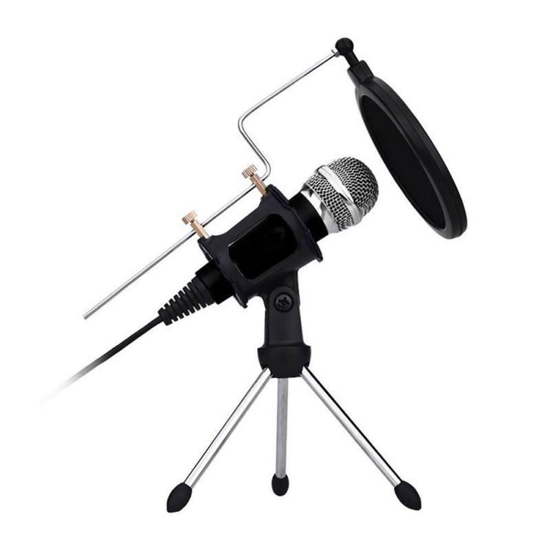 Professionelle Mikrofonständer Halter Mit Clip Für Karaoke Mv Android Ios Handy Universal Freies Verschiffen Mikrofonstativ Heimelektronik Zubehör