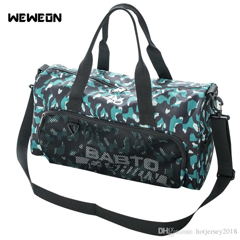 a2828b88660d7c 2019 Male Sports Gym Bag For Women Fitness Large Athlete Waterproof Training  Handbag Female Tide Sport Backpack Travel Luggage Bag #258106 From ...