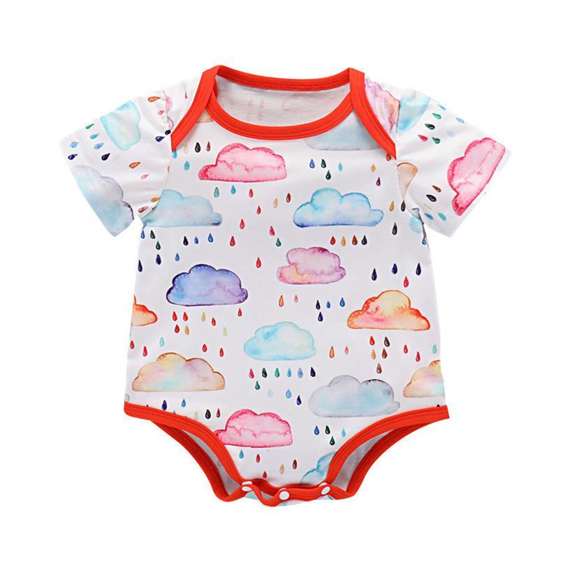 18dadca2c 2019 Summer Babys Romper Jumpsuit Toddler Infant Baby Boys Girls ...