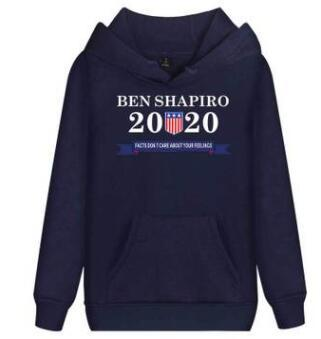 Ben Shapiro Hooded Hoodies Men Spring Autumn 2020 Fashion Sweatshirts Long Sleeved Tops