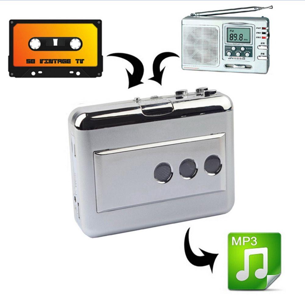 Heim-audio & Video Cassette & Spieler Multifunktions Cd Converter Player Band Audio Usb Cassette Player Super Musik Capture Recorder Mp3